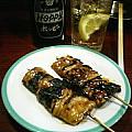 最後の晩餐?!
