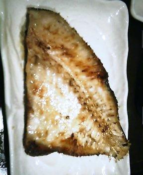 つぼ鯛西京焼き@ひもの屋