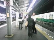 久々に電車でGO!
