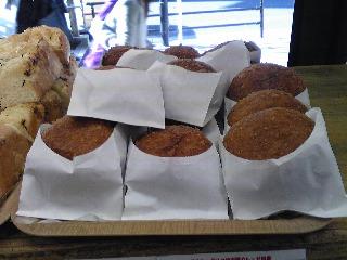 サンメリーのカレーパン