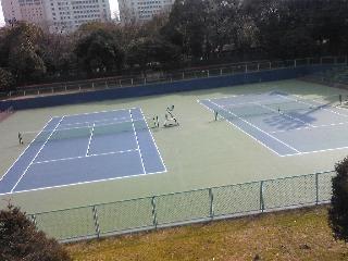 23区チャンピオンシッブ観戦
