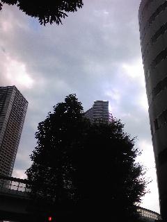 コジタワー通過