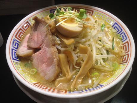 休肝日の拉麺&ウォーク