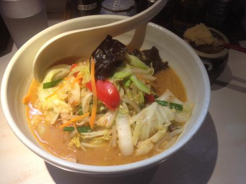 麺タルトレーニング