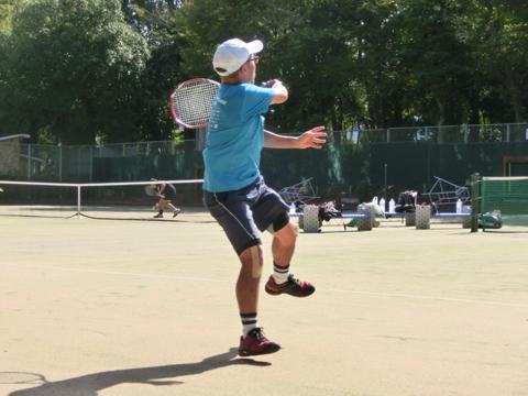 有明テニスの森な一日
