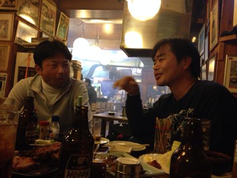 団長の酒場放浪記