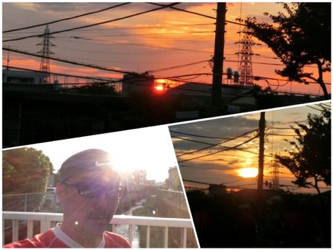 朝陽に向かって走れ!