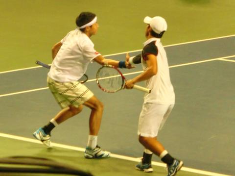 全日本テニス選手権 2015.11.8