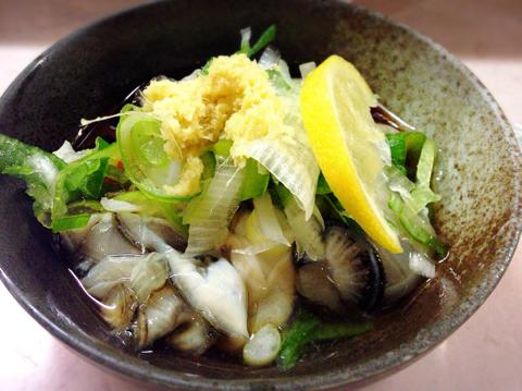 カキ酢 350円