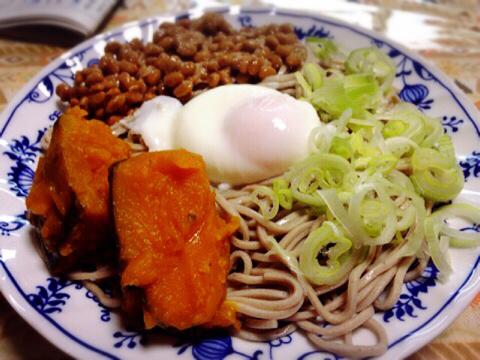 筋トレと麺トレ