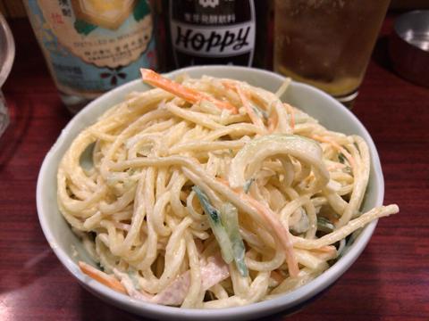 今宵の麺トレ