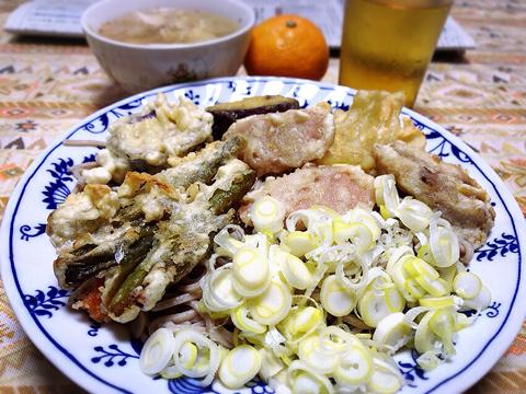 筋トレからの麺トレ