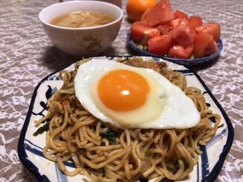 筋トレ、麺トレ、朝活