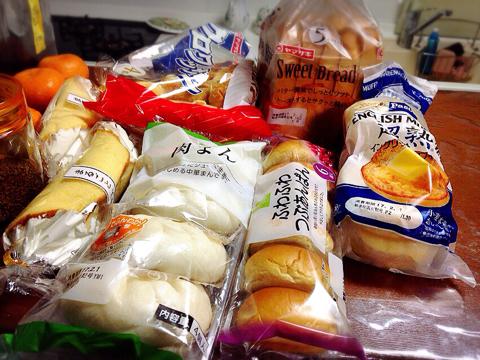 冬のパンまつり!?