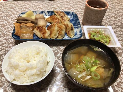 自宅で朝食を♪