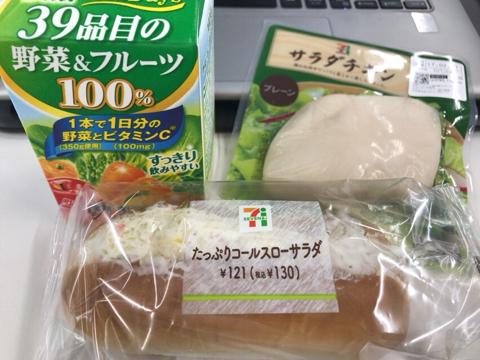 健忘症で充実野菜