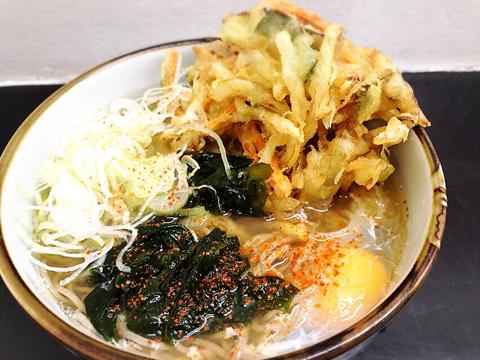 麺トレと筋トレ