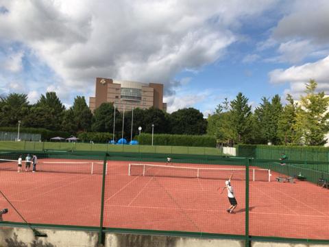 設計健保テニス大会