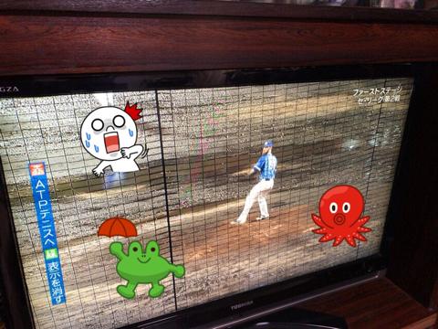 泥んこ野球