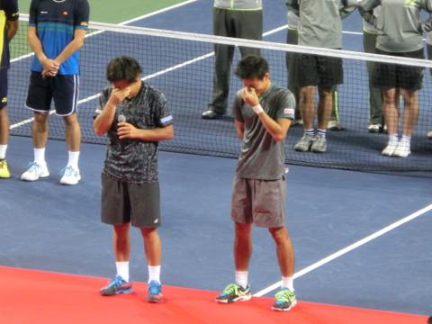 全日本テニス選手権(最終日)