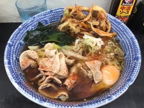 朝活プールと麺トレ