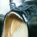 革靴が受難(重り通信その6?)